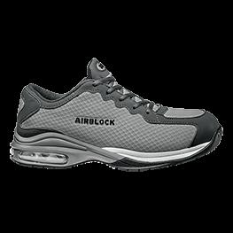 Grey Natura 低帮安全鞋