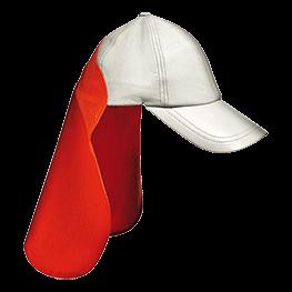 皮质带盖帽