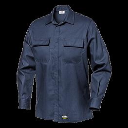 Polytech Blue 衬衫