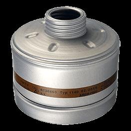 Dräger 气体过滤器 1140 - AX