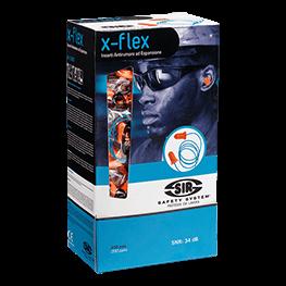 X-Flex Corded 耳塞