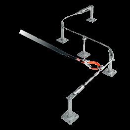 Skyline Horizontal 安全绳索系统