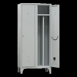 2-Doors 更衣柜