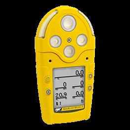气体检测仪带电动泵 5 Gas (LEL, O2,CO,H2S,SO2)