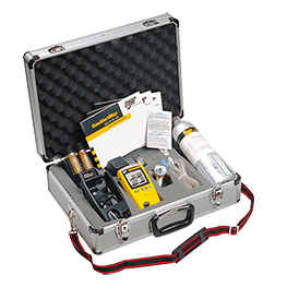 气体检测仪带手提箱和校准套件 Max XT II