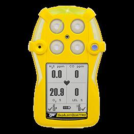 气体检测仪 Quattro 4 Gas (LEL,O2,H2S,CO)