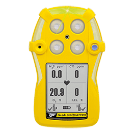 气体检测仪 Quattro 3 Gas (LEL,O2,CO)