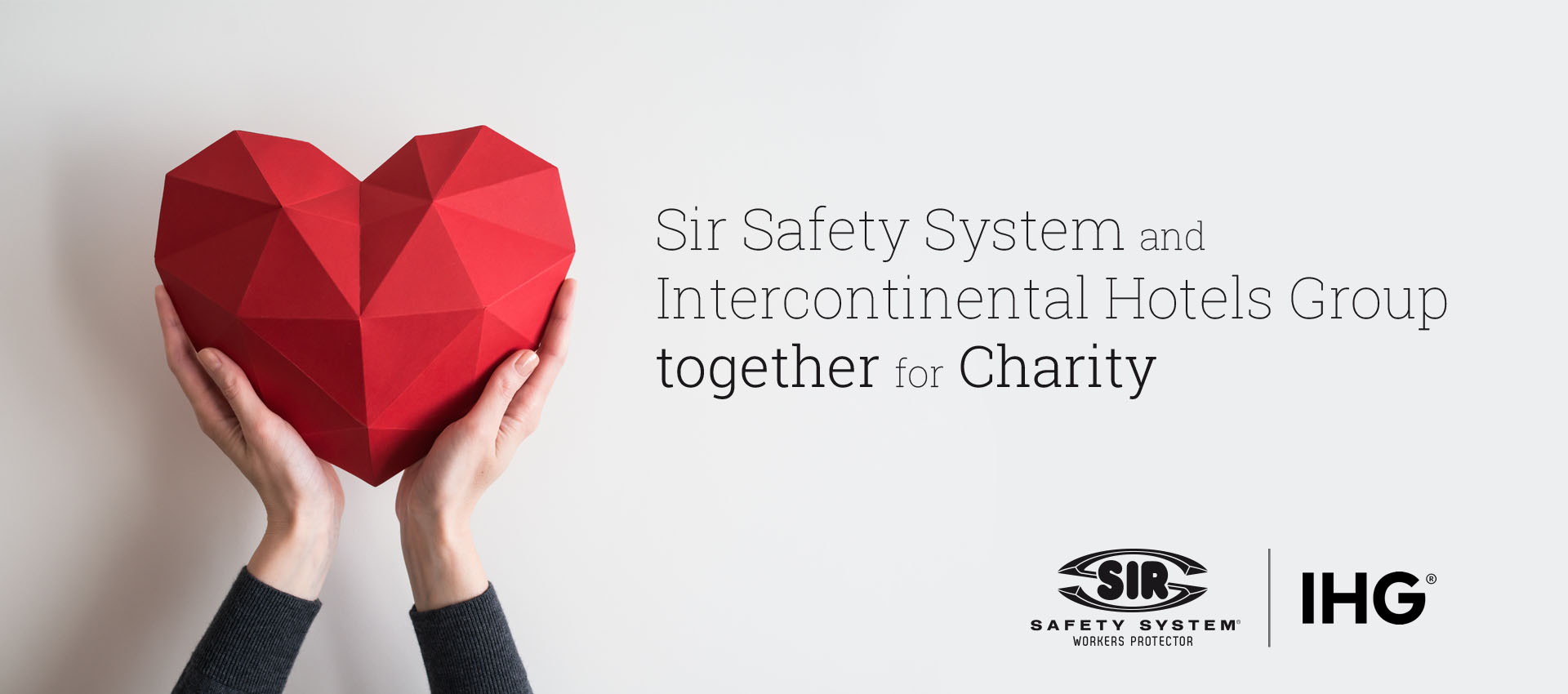 Sir Safety System will be attending Expoprotection in Paris